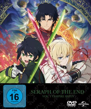 Seraph of the End Staffel 1